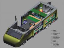 电力工程车