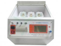 三杯同测绝缘油介电强度自动测试仪
