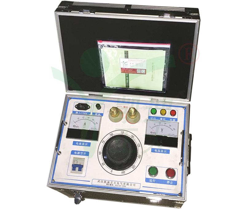 大电流发生器在做试验操作时有哪些步骤
