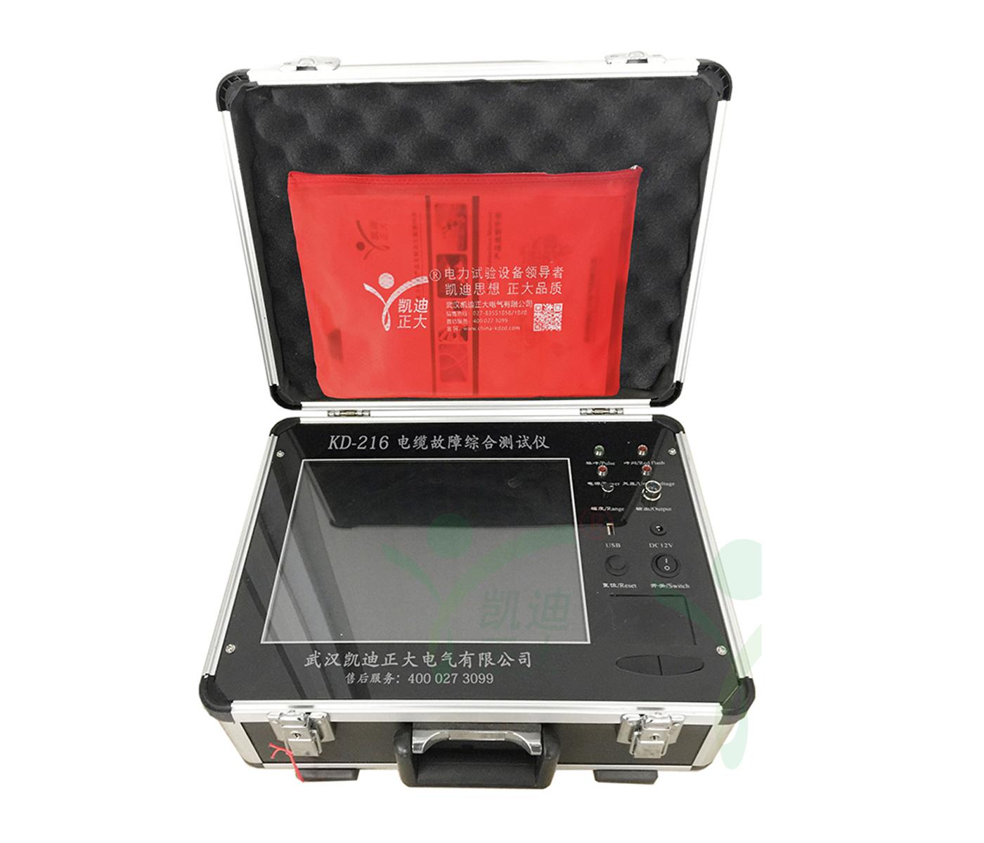 KD-216  高低压电缆故障综合测试仪