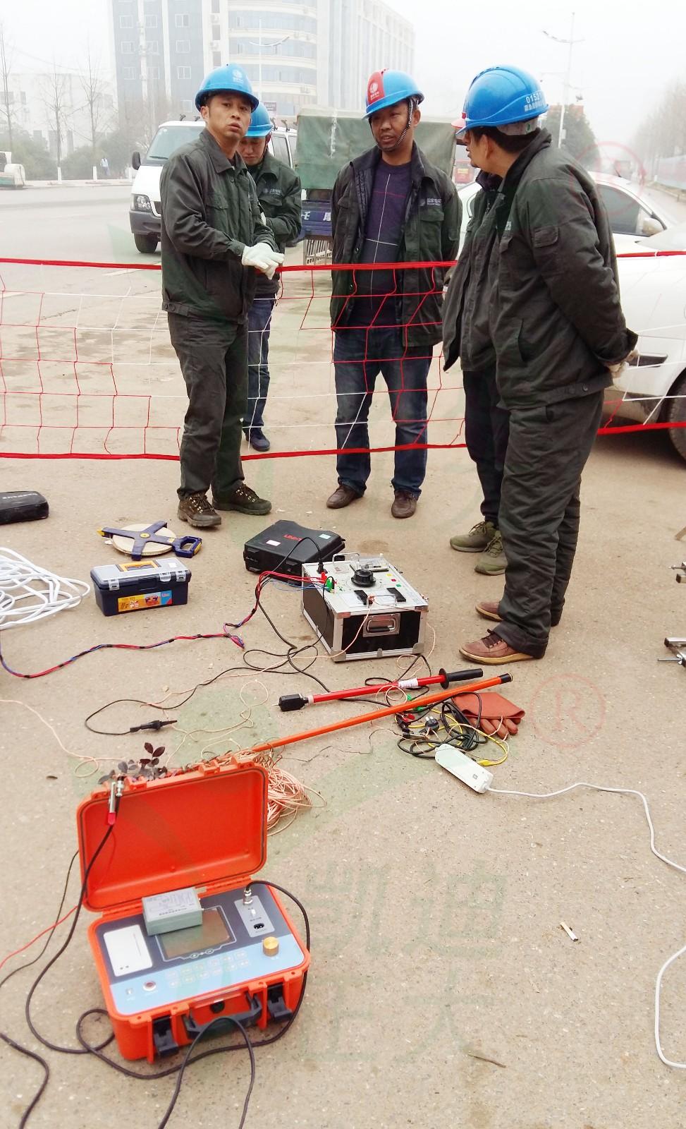 电缆寻迹及故障定位仪是光缆,电缆故障定位测试的专用仪表,适用测试